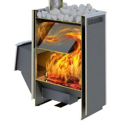 печь теплодар сибирь 20 лрк