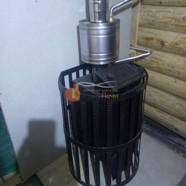 химическое средство для удаления сажи из дымоходов